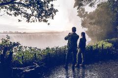 Guided Tour the Falls (Zimbabwe)