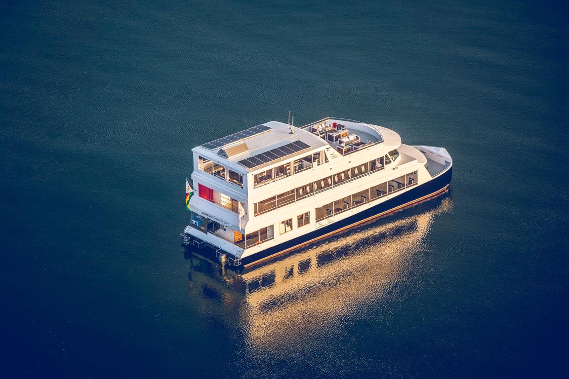 Sunset Cruise Luxury Deck