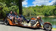 3-hour Ride (City, Hills & Lakes) Max 4 passengers