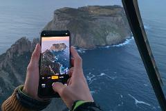 Coast or Island scenic flight