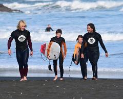 Kids Term Surf 4 Week Programme