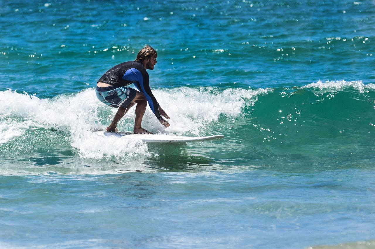 One on One Surf Lesson Pack of 5