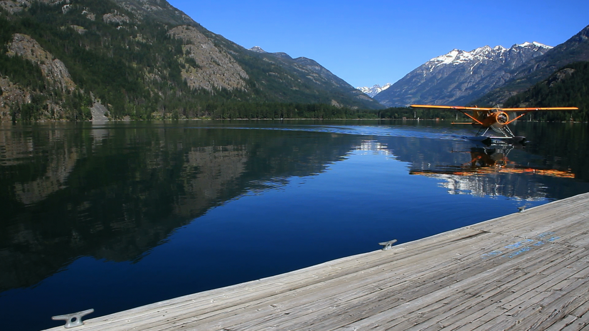 Chelan to Stehekin Flights