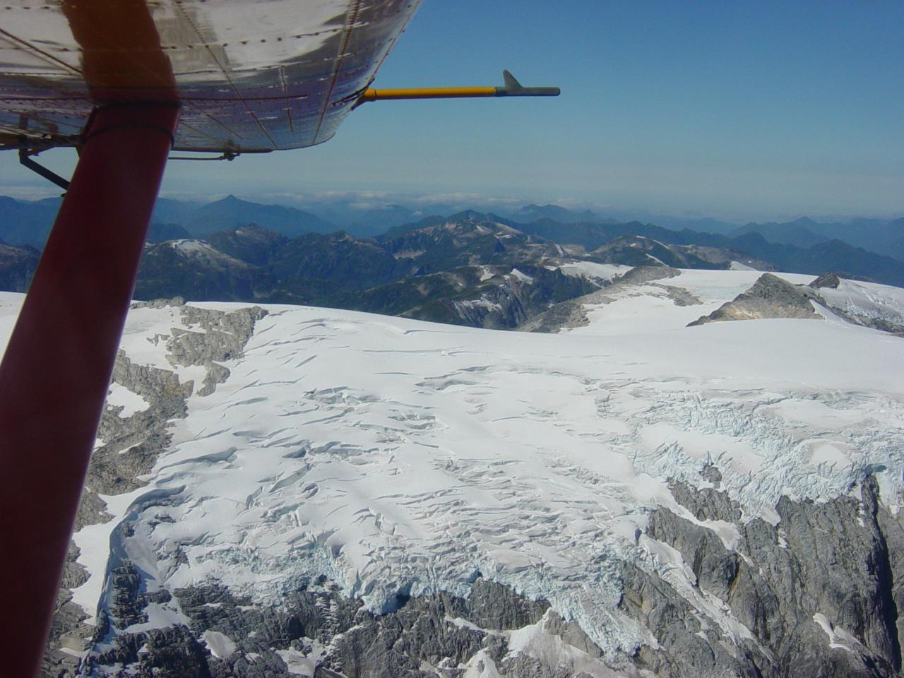 Super Glacier Tour - From Stehekin