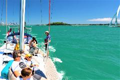 Auckland Harbour Cruise 1-5pm