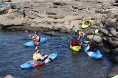 Group Kayak Instruction (Full Day)