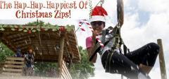 Holiday Zipline