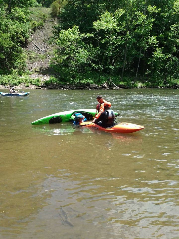 Level 4 Whitewater ACA Kayak Instructor Course