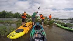 Spider Lily Kayak trip