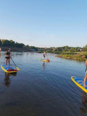 Guided SUP Cruise