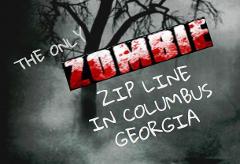 Zombie Zipline