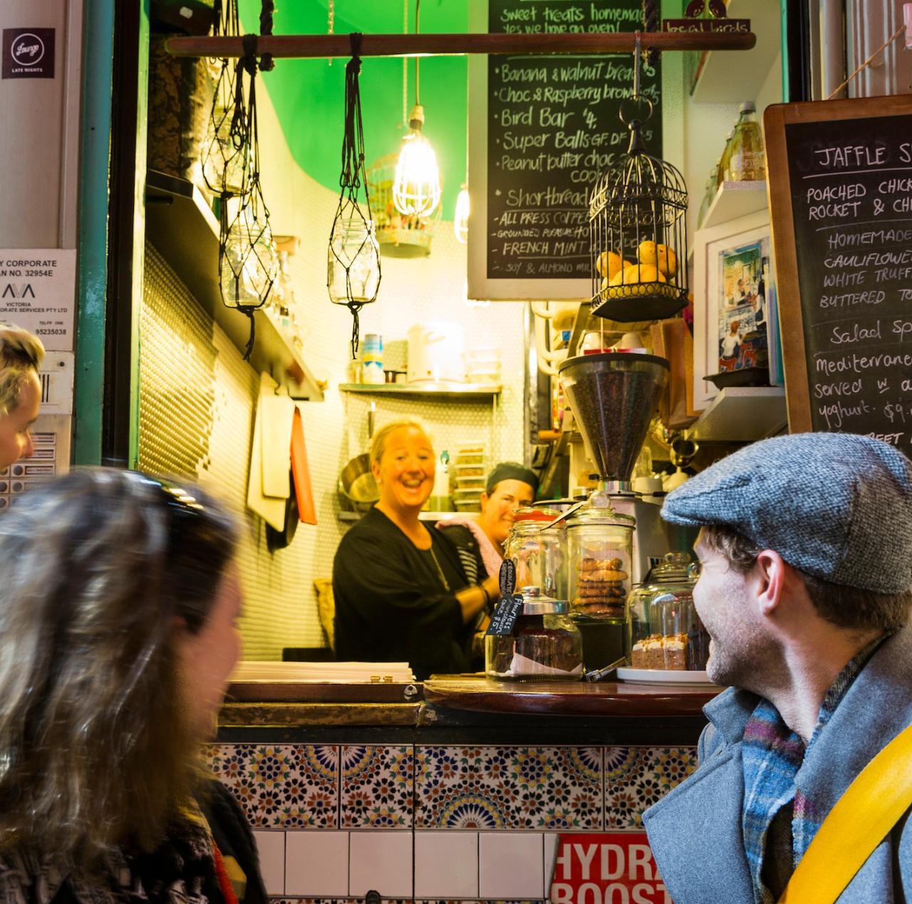 Cafe Culture Tour