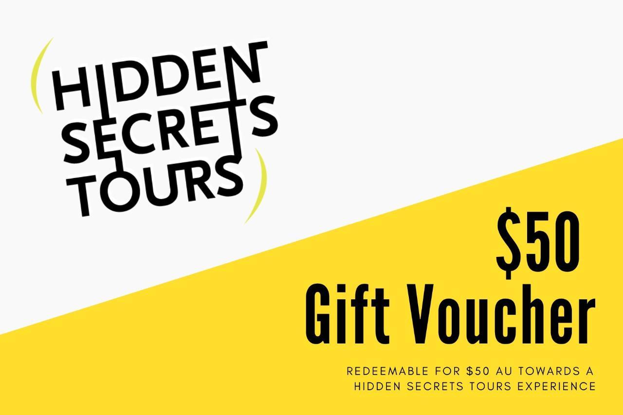 Gift Voucher for $50