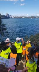 Koori Kinnections Berry Island excursion - School and vacation care groups.
