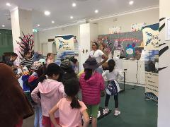 Māori incursion - school holiday/after school  program