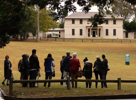 Parramatta Māori Tours -  Private Groups