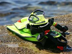 Snorkeling in Tulamben