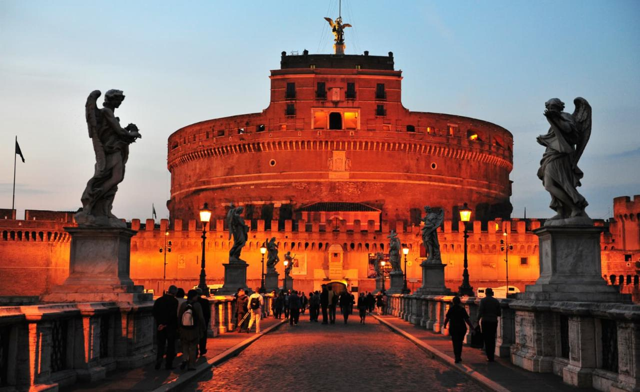 Rome and The Vatican: Angels & Demons Mystery Game