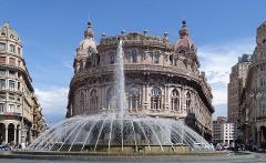 Genoa's Historical Centre