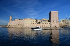 Marseille by the sea, an epic journey