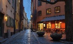 Haunted Stockholm