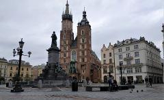 Krakow's Historical Old Town
