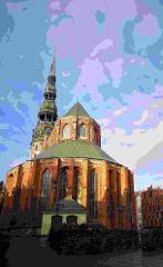 Medieval Riga City Game