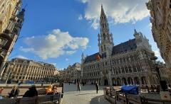 Origins of Brussels City Exploration Game