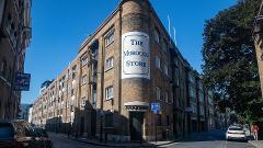 London's Bermondsey City Exploration Game