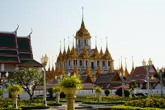 Bangkok's Old Town and Temples
