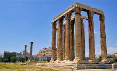 Greek Mythology in Athens