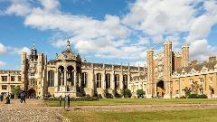 Cambridge: Secret Society Exploration Game and Tour