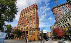 Vancouver's Old Gastown