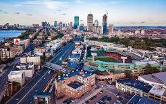 Boston City Center: America's Firsts
