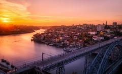 Romantic Porto City Exploration Game & Tour