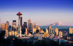 Historical Downtown of Seattle