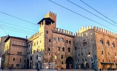 Murder Mystery in Old Town Bologna