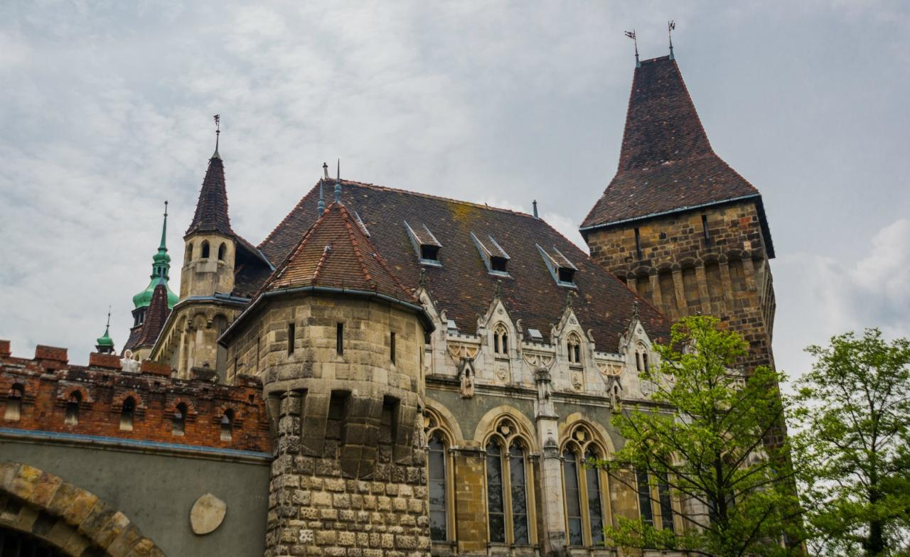 Haunted Budapest: Ghost and horror stories