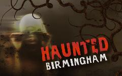 Private Birmingham Ghost Tour: Haunted City Exploration Game