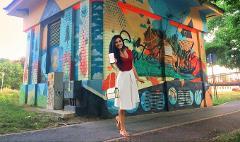 Hidden stories and Street Art