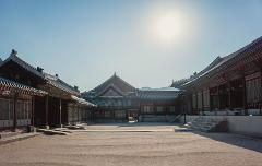 Save the world at the National Museum of Korea