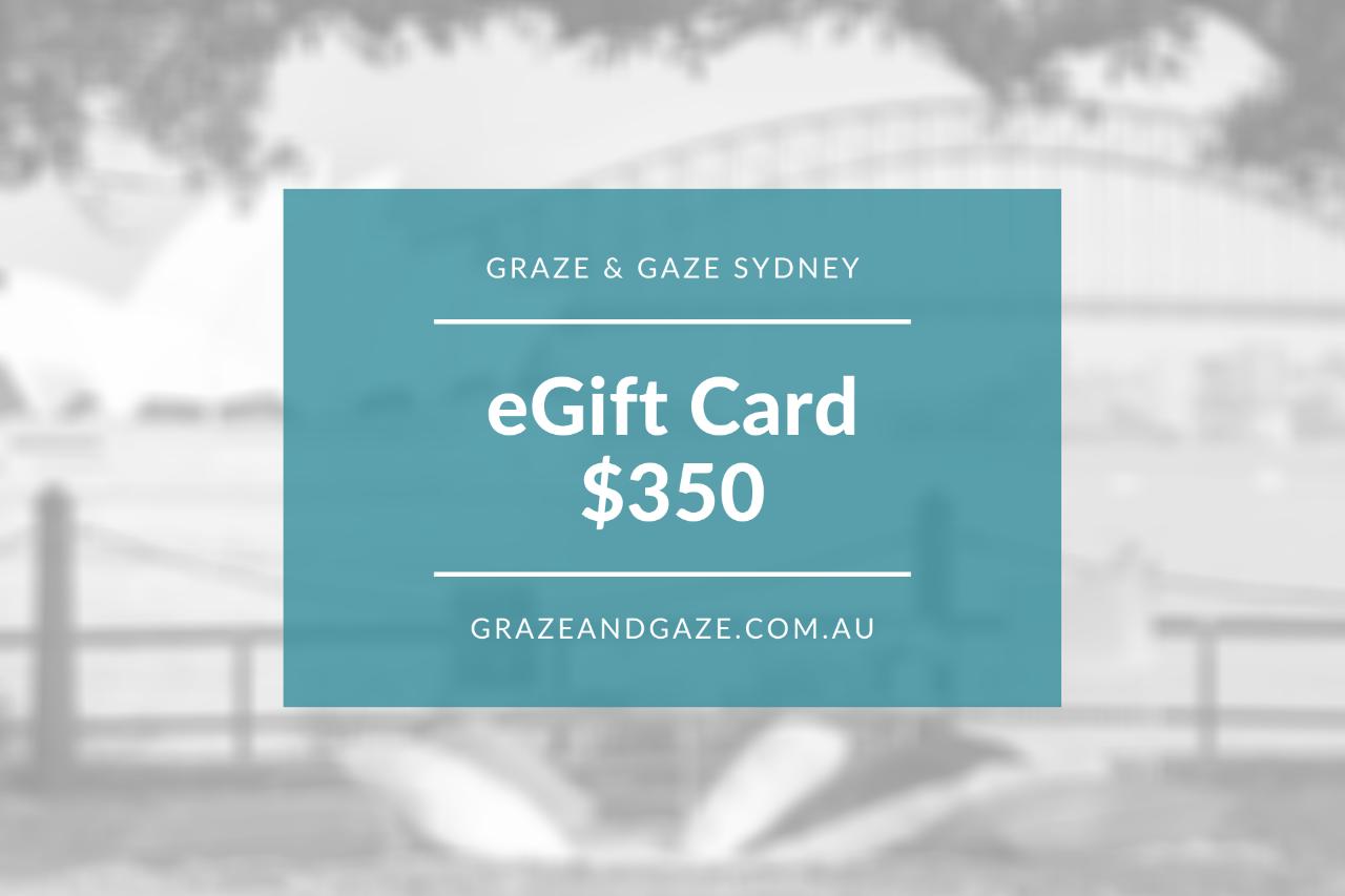 eGift Card - $350