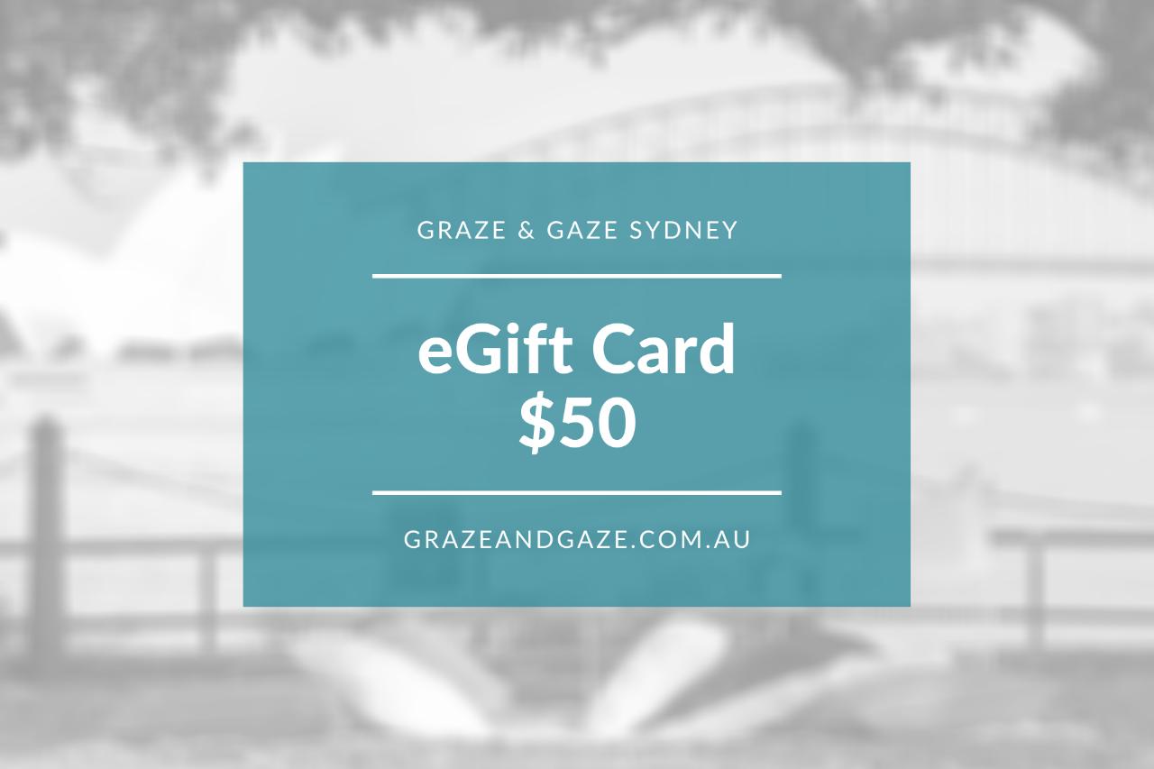 eGift Card - $50
