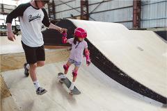 Quick Start Skateboarding Pass - First Timers