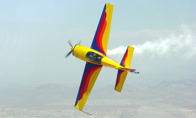 Aerobatic - 20-Minute Flight of Your Life Power Ride – TX