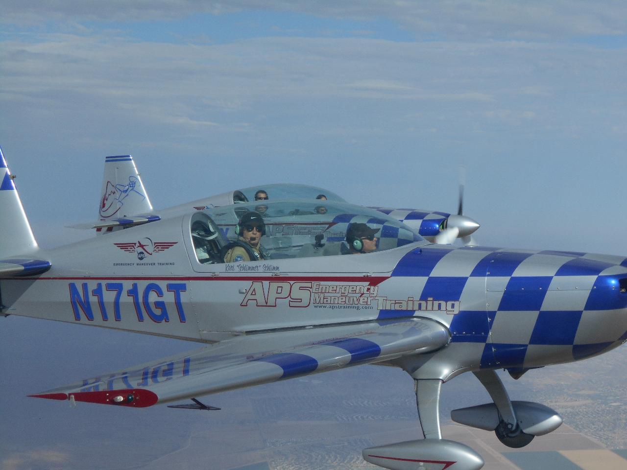 Air Combat - 1/2 Day Advanced Air Combat Mission - AZ