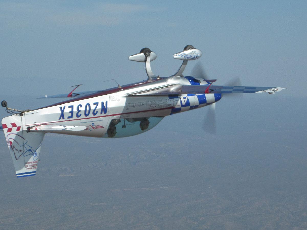 Aerobatic - 45-Minute Flight of Your Life Super Ride – AZ