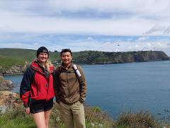 Godley Head Guided Day Tour- from Christchurch