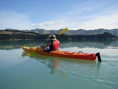 Sea Kayaking, Lyttelton Harbour & Quail Island- from Christchurch