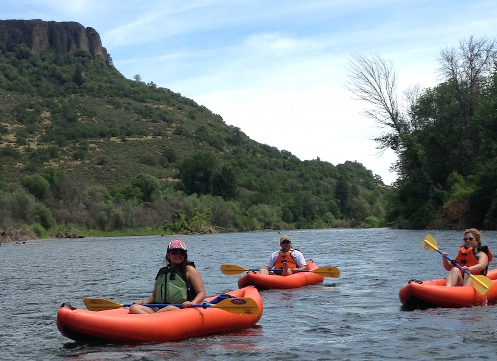 GUIDED SCENIC RIVER TRIP